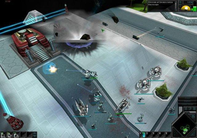 Dark Reign 2 screenshot