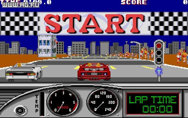 Turbo OutRun screenshot