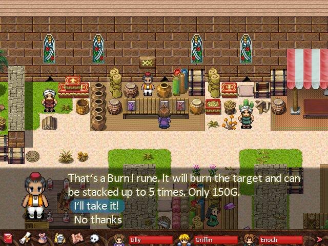 Lilly and Sasha: Nexus of Souls screenshot