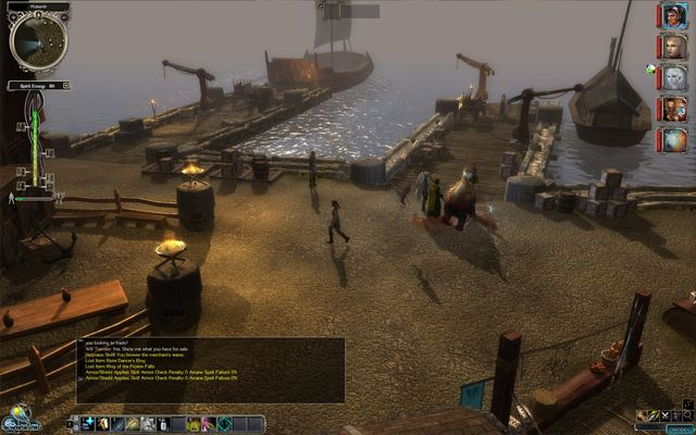 Neverwinter Nights 2: Mask of the Betrayer screenshot