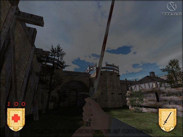 Замок на Экзе screenshot