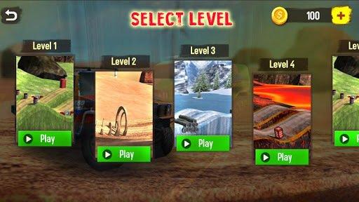 Offroad Drive screenshot