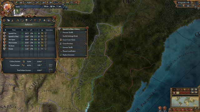 Europa Universalis IV: Cossacks screenshot