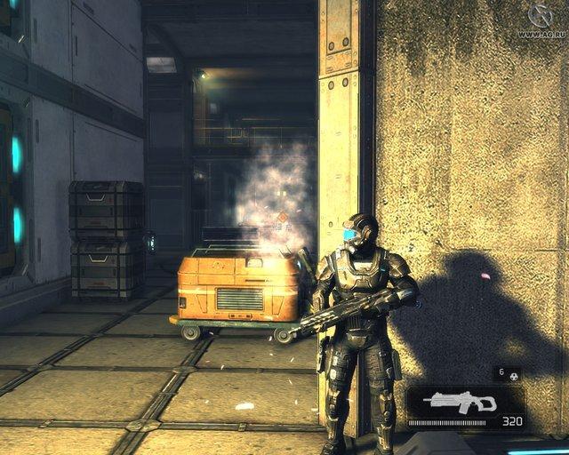 Deep Black screenshot