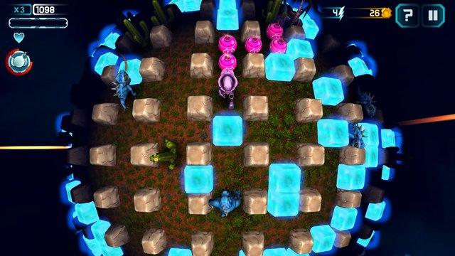BomberZone screenshot