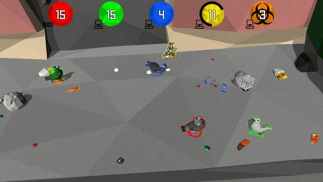 Pigeon Fight screenshot