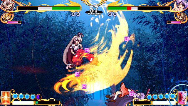 Touhou Project 東方憑依華 ~ Antinomy of Common Flowers. screenshot