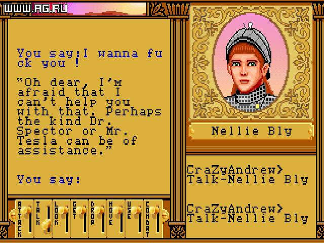 Ultima Worlds of Adventure 2: Martian Dreams screenshot