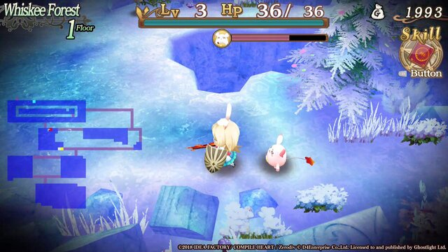 Sorcery Saga: Curse of the Great Curry God screenshot
