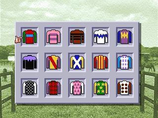 Derby Stallion screenshot
