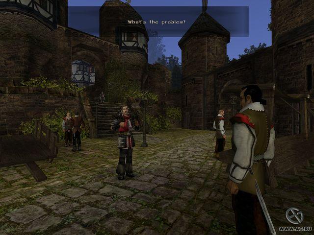 Gothic 2 screenshot