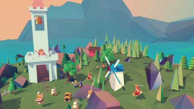 Princess Kidnapper VR screenshot