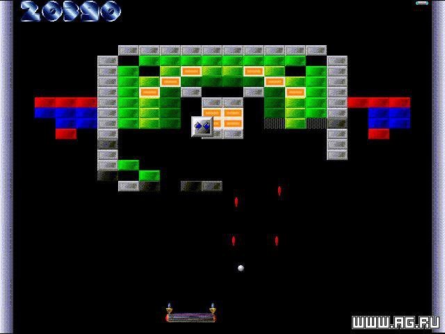 DX-Ball screenshot