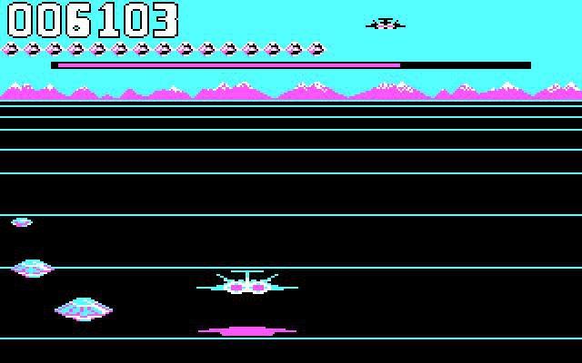Buck Rogers: Planet of Zoom screenshot