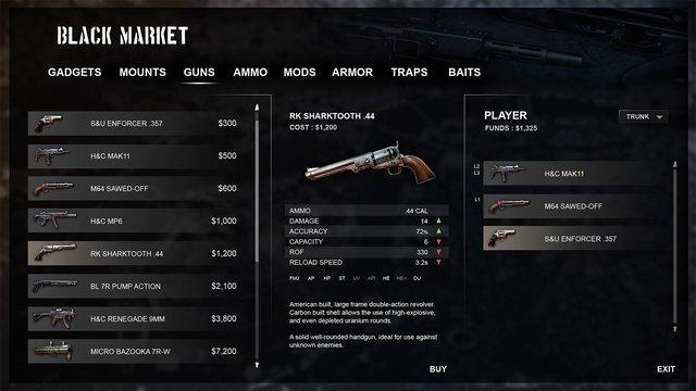 Hellhunter screenshot