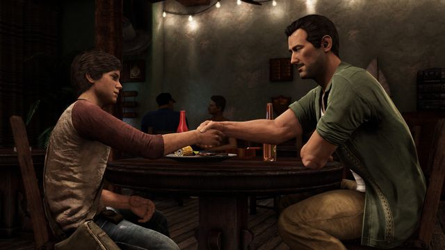 UNCHARTED The Nathan Drake Collection screenshot
