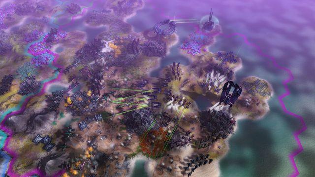 Pandora: First Contact screenshot