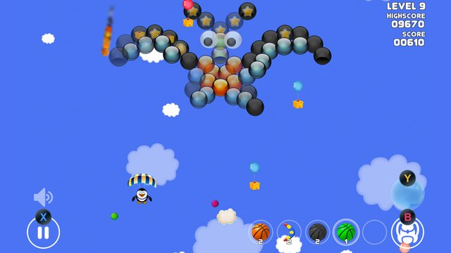 Flying Pengy screenshot