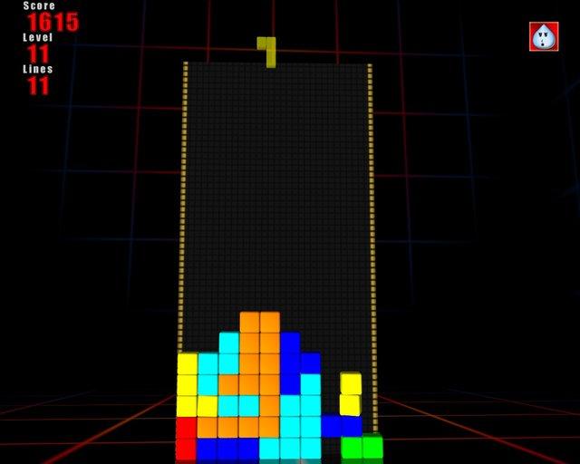 Blocmania 3D screenshot
