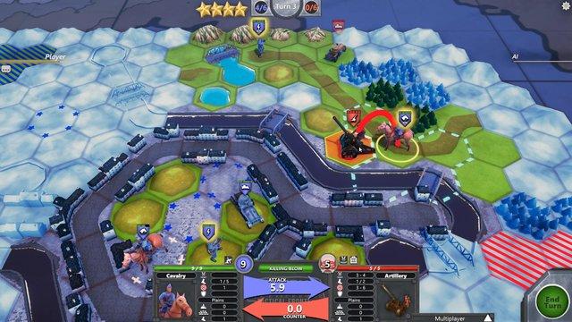 Attrition: Tactical Fronts screenshot
