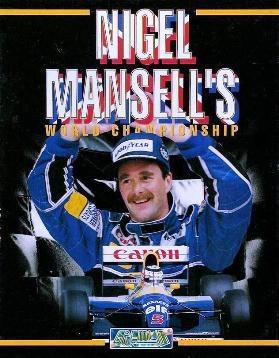 Nigel Mansell's World Championship Racing screenshot