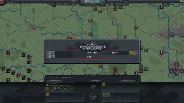 Decisive Campaigns: The Blitzkrieg from Warsaw to Paris screenshot