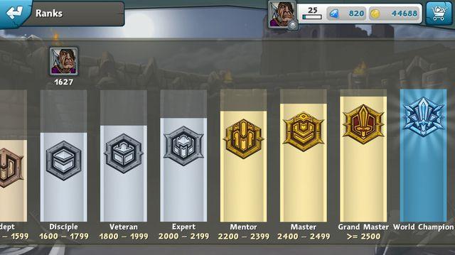 Epic Arena screenshot