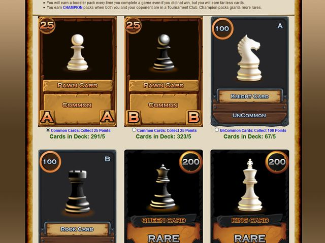 King of Crowns Chess Online (PC/Mobile) screenshot