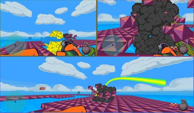 3..2..1..Grenades! screenshot