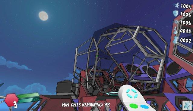 Plexarium: Mega Maze Crawler screenshot