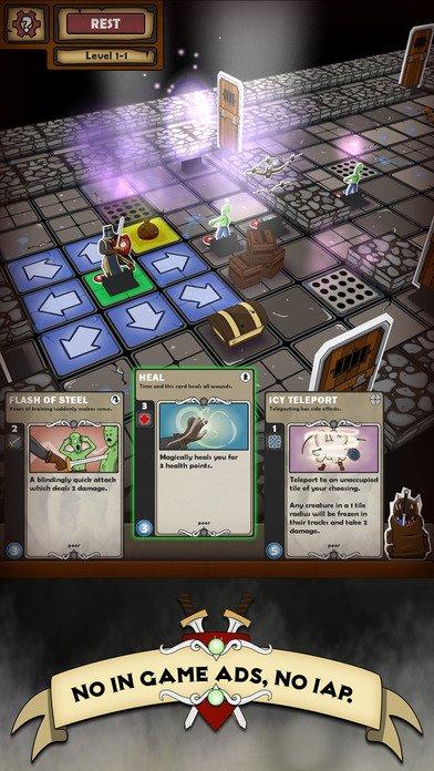 Card Dungeon screenshot