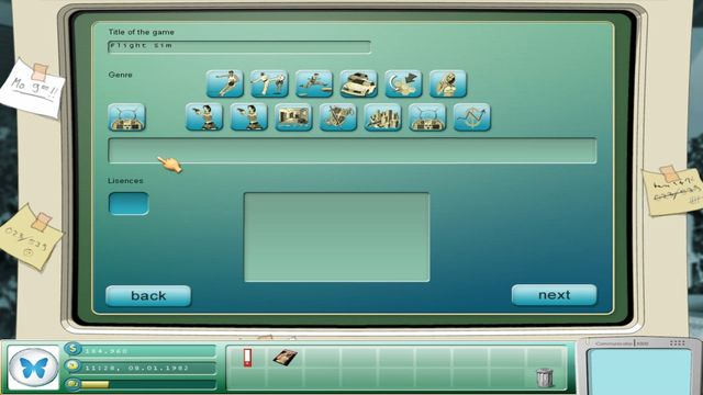 Game Tycoon 1.5 screenshot