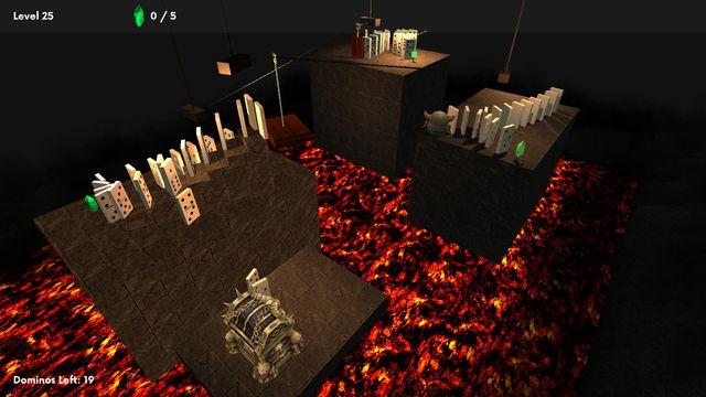 Domino Dungeon screenshot