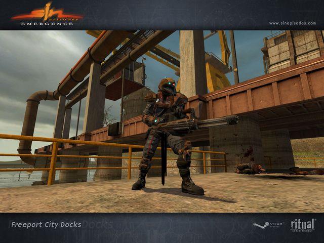 SiN Episodes: Emergence screenshot