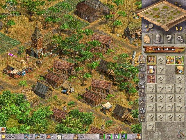 1503 A.D.: The New World screenshot