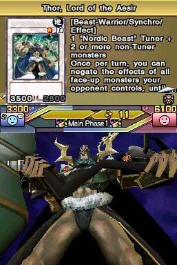 Yu-Gi-Oh! 5D's World Championship 2011 - Over the Nexus screenshot