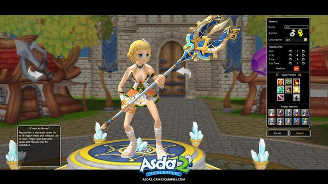 Asda 2 screenshot