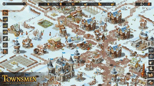 Townsmen - A Kingdom Rebuilt screenshot