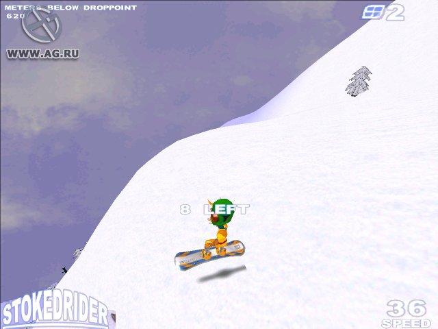 Stoked Rider screenshot