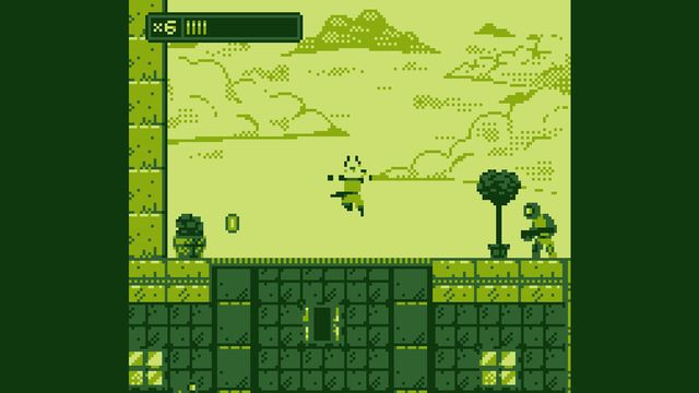 Dogurai screenshot