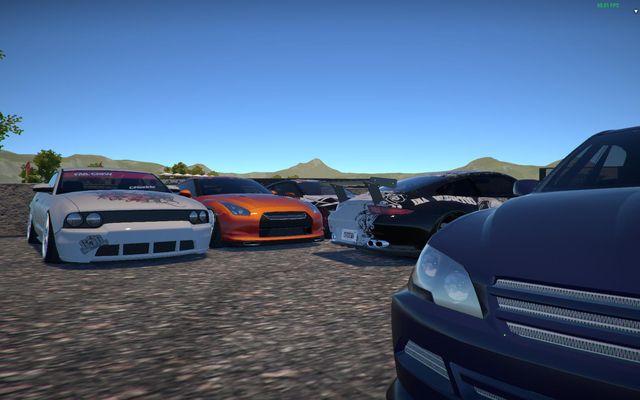 High Octane Drift screenshot