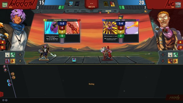 BattleCON: Online screenshot
