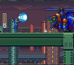 Mega Man X (1993) screenshot