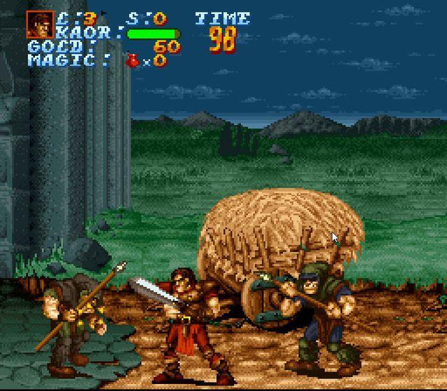 Legend screenshot
