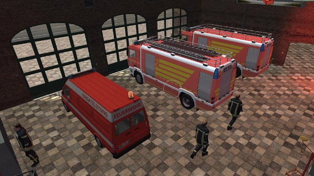 Firefighters 2014 screenshot