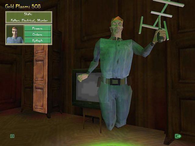 Ghost Master screenshot