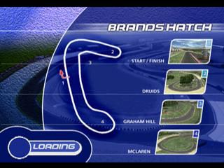 TOCA World Touring Cars screenshot