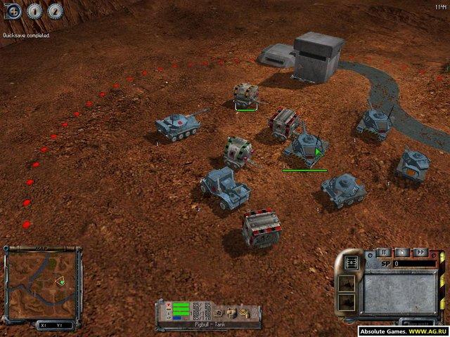 С.В.И.Н. screenshot