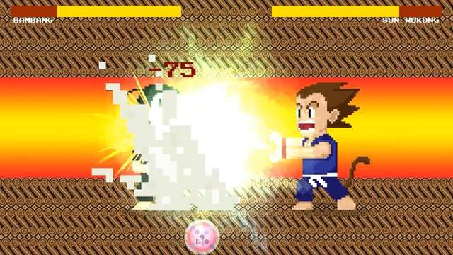 TURGUL: RAPID FIGHTING screenshot