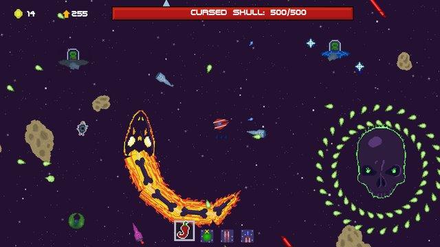 Aliens&Asteroids screenshot